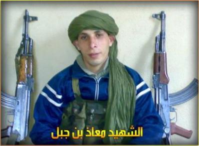 Selon le communiqué de l'Organisation d'Al Qaïda au Maghreb islamique, Mu'adh Ibn Jabal aurait eu la responsabilité de l'attentat contre le Palais du gouvernement.